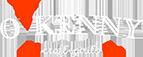 O'Kenny Craft Spirits Footer Logo
